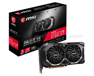 MSI Radeon RX5700 XT MECH OC 8GB 256Bit GDDR6 Ekran Kartı (RADEON RX 5700 XT MECH OC)