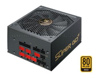 High Power Super GD+ Series 1050W 80+ GOLD Smart Fan, Full Moduler Güç Kaynağı (HP1-H1050GD-F14C)