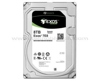 SEAGATE 8TB 256M SATA 3,5'' 7200RPM EXOS 7E8 HDD 512E/4KN ST8000NM000A