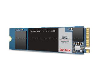 SanDisk Ultra 3D 250GB 2400MB-950MB/s NVMe M.2 SSD (SDSSDH3N-250G-G25)