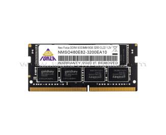 Neo Forza 8GB 3200MHz DDR4 SODIMM Notebook Ram Bellek (NMSO480E82-3200EA10)