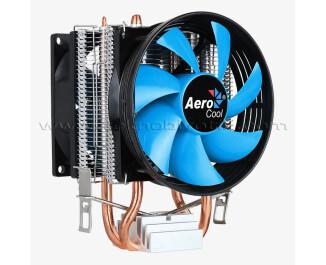Aerocool Verkho2 Dual Çift Fanlı, 2x6mm Isı Borusu, 4pin PWM Intel / AMD Uyumlu İşlemci Soğutucusu (AE-CC-VERKHO2D)