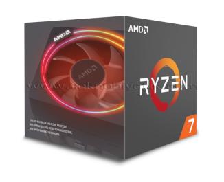 AMD Ryzen™ 7 3700X 3.6GHz (Turbo 4.4GHz) 8 Core 16 Threads 36MB Cache AM4 İşlemci (Wraith Prism Soğutuculu)