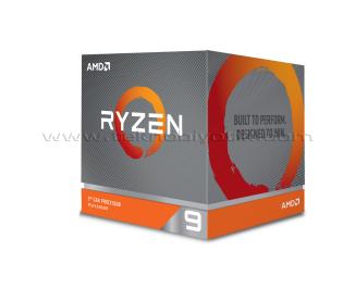 AMD Ryzen™ 9 3900XT 3.8GHz (Turbo 4.7GHz) 12 Core 24 Threads 64MB Cache AM4 İşlemci