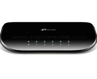 Tp-Link TL-SG1005D 5 Portlu 10/100/1000 Gigabit Ethernet Switch