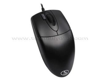 A4 Tech OP620D-B Optik USB Siyah Mouse