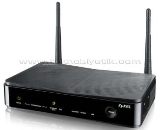 Zyxel SBG3300NVDSL2/ADSL2+ Multi WAN Kablosuz Güvenlik Ağ Geçidi