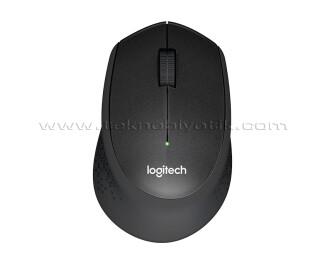 Logitech M330 Silent Siyah Mouse (910-004909)