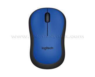 Logitech M220 Silent Mavi Mouse (910-004879)