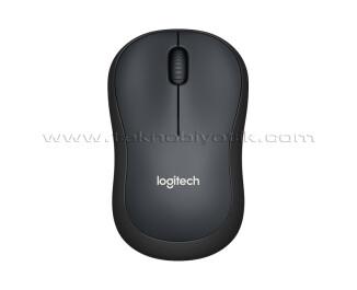 Logitech M220 Silent Siyah Mouse (910-004878)