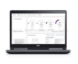 DELL PRECISION M7520 (YAY ) | E3-1535M v5 / 16GB / M2200 4G / 256GB SSD /  W10PRO Workstation (M7520-YAY)