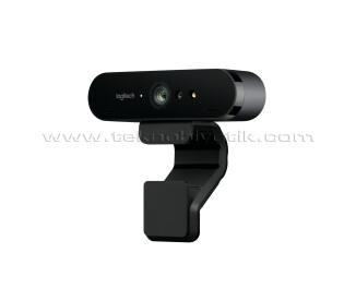 Logitech Brio 4K Ultra HD Webcam (960-001194)