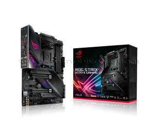 ASUS ROG STRIX X570-E GAMING AMD  4400Mhz (OC) AM4 DDR4  M2 USB3.2  ATX Anakart