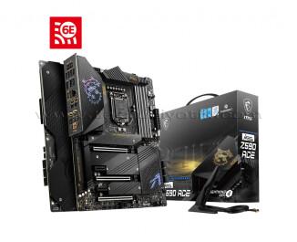 MSI Meg Z590 Ace Intel LGA1200 DDR4 5600 MHZ (OC) ATX Anakart