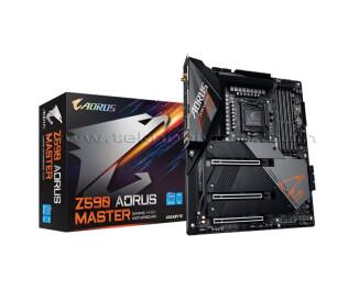 Gigabyte Z590 Aorus Master (wifi) Intel LGA1200 DDR4 5400MHZ (OC) ATX Anakart