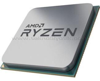AMD Ryzen ™ 5 2600 3.4GHz (Turbo 3.9GHz) 6 Core 12 Threads 19MB Cache AM4 İşlemci (Wraith Stealth Soğutuculu)