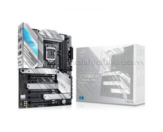 Asus Rog Strix Z590-A Gaming Wifi Intel LGA1200 DDR4 5333MHZ (OC) ATX Anakart