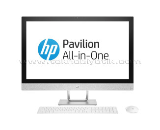 HP 27-R002NT 2PT66EA i7-7700T 16GB 2TB 256GB SSD 2GB AMD R530 27 FreeDos All In One Bilgisayar