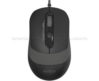 A4-Tech FM10 USB Gri Optik Mouse 1600 Dpi