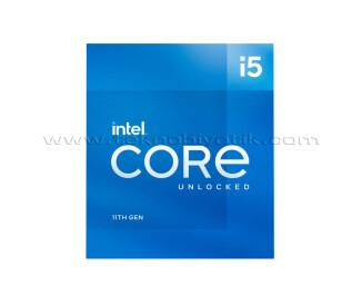 Intel Core i5 11600K 2.80GHz 12MB LGA 1200 11.Nesil İşlemci