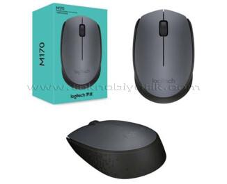 Logitech M170 Kablosuz Siyah Mouse (910-004642)
