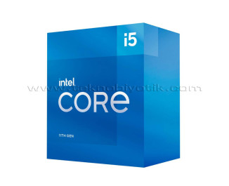 Intel Core i5 11600 2.8 MHz 12MB LGA1200 11.Nesil İşlemci