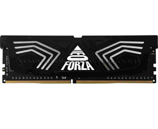 Neo Forza 8GB 3200MHz Black Faye DDR4 PC Ram (NMUD480E82-3200DB11)