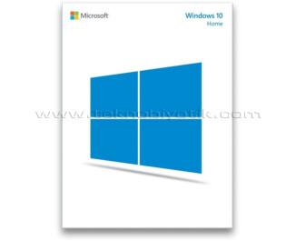 Microsoft Windows 10 Home KW9-00119 64BIT Türkçe (OEM)
