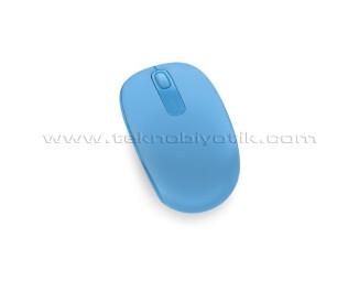 Microsoft U7Z-00057 Kablosuz Mouse 1850 Mavi