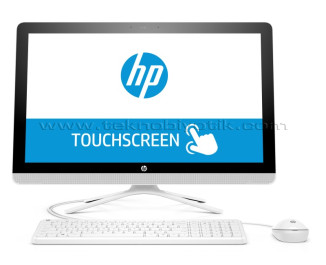 HP 2BW32EA 24-E021NT 23.8'' i5-7200 16GB 2TB 2GB Dos All in One Bilgisayar