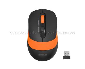 A4-Tech FG10 Turuncu Nano Kablosuz Optik Mouse