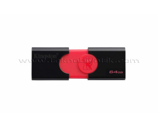 Kingston DataTraveler 106 64GB USB 3.0 Flash Bellek (DT106/64GB)