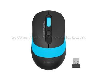 A4-Tech FG10 Mavi Nano Kablosuz Optik Mouse