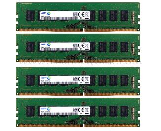 Samsung DDR3L 16GB(4x4GB) 1333MHz ECC Server Ram (Bulk) (SM-16G1333D3ECC-4X4G)