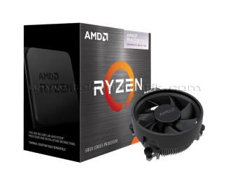 AMD Ryzen 7 5700G 3.8GHz (Turbo 4.4GHz) 8 Core 16 Threads 20MB Cache 7nm AM4 İşlemci - Kutulu Fanlı