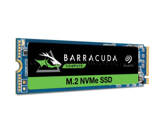 Seagate Barracuda 510 250GB 3100/1200MB/s NVMe M.2 SSD (ZP250CM3A001)