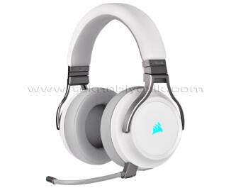 Corsair Virtuoso Beyaz Kablosuz Kulaklık CA-9011186-EU
