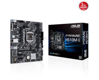 Asus Prime H510M-E LGA1200 DDR4 3200Mhz (OC) Micro ATX Anakart
