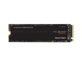 WD 1TB Black SN850 NVMe 7000/5300 MB/s m.2 SSD (WDS100T1X0E)