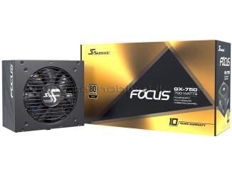 Seasonic FOCUS PLUS 750W 80+ GOLD Tam Modüler Güç Kaynağı (SSR-750FX) - FOCUS GX-750