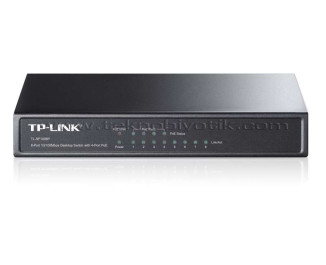 TP-Link TL-SF1008P 8 Port 10/100Mbps 4xPoE 57W Switch