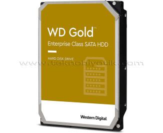 """WD GOLD Enterprise 8TB 7200RPM 3.5"""" 256MB Cache HDD (WD8004FRYZ)"""