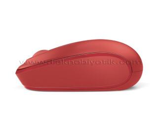 Microsoft U7Z-00033 Kablosuz Mouse 1850 Kırmızı