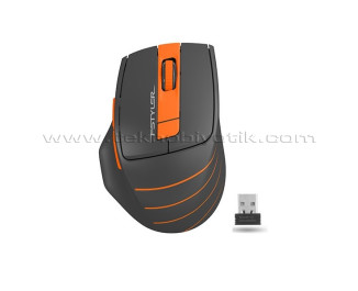 A4-Tech FG30 Turuncu Nano Kablosuz Optik Mouse