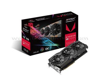 Asus RX VEGA64 8GB HBM2 ROG STRIX Ekran Kartı (ROG-STRIX-RXVEGA64-O8G-GAMING)