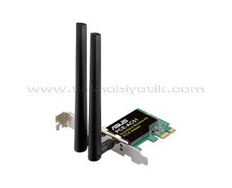 Asus PCE-AC51 DualBand AC750 PCI-E Adaptör