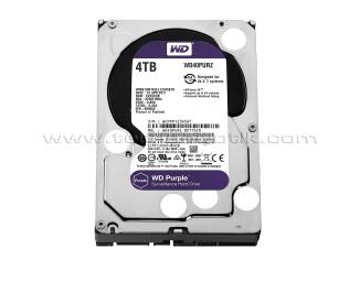 """WD 4TB 3,5"""" PURPLE 64MB 5400RPM SATA III Disk (WD40PURZ)"""