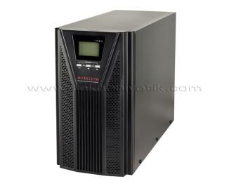 Makelsan POWERPACK SE 1 KVA On Line 2*12VA-7AH UPS(SE-1KVA-B)