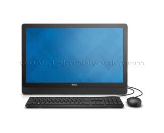 """Dell 3464-B20F81C Intel Core i5 7200 8GB 1TB GT920MX Freedos 23.8"""" FHD IPS All In One Bilgisayar"""