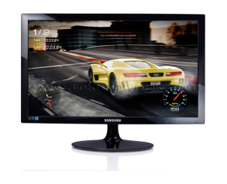 "Samsung 24"" LS24D332HSX/UF 1920x1080 1ms 75Hz VGA / HDMI Full HD LED Oyuncu Monitör"